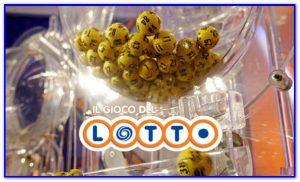 Cartello Lotto new