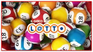 Cartello lotto con logo