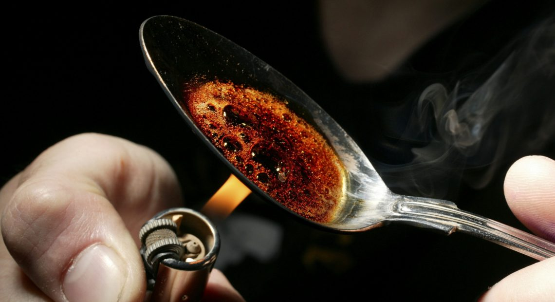 Eroina sintetica, il primo decesso in Italia