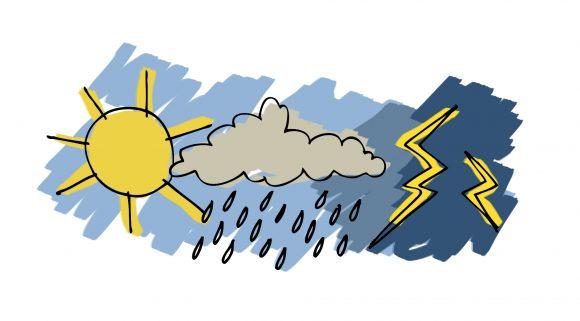Previsioni meteo: temperature in calo fino a 10 gradi, ecco dove si sentirà di più
