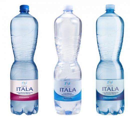 Allarme acqua minerale: ritirati dal mercato lotti per presenza di tricloroetiline, marche e scadenza