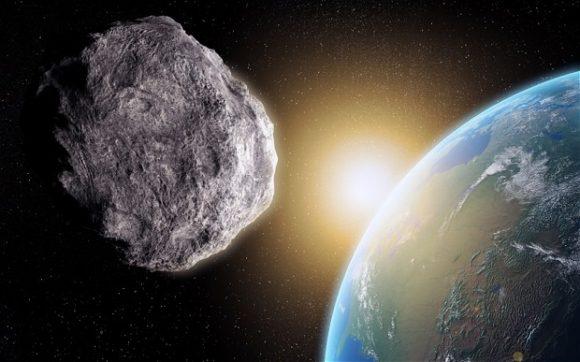 Asteroide grande quanto l'Everest sfiorerà la terra