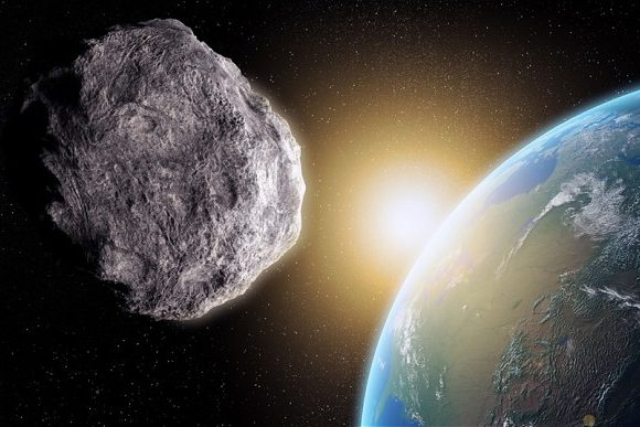 un asteroide sfiorerà la Terra