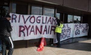 Ryanair, di nuovo al centro dell'attenzione con scioperi a settembre
