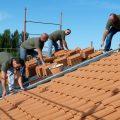 lavori sul tetto