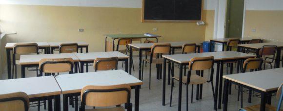 Scuola: situazione di allarme per posti e per docenti di sostegno
