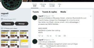 tweet hacker m5s