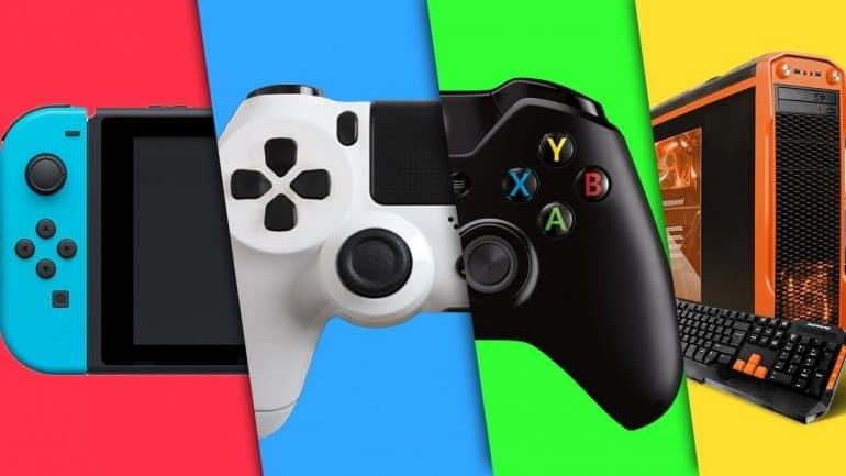 Lista dei videogiochi attuali e in arrivo