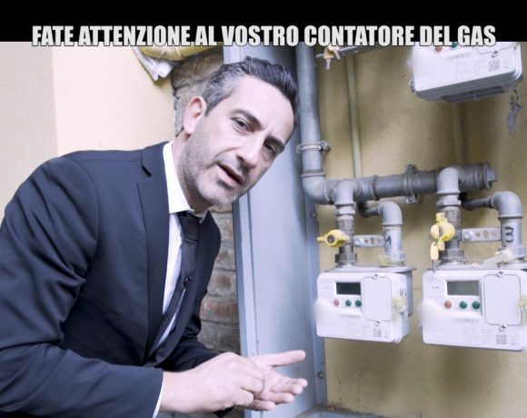 Contatori del gas