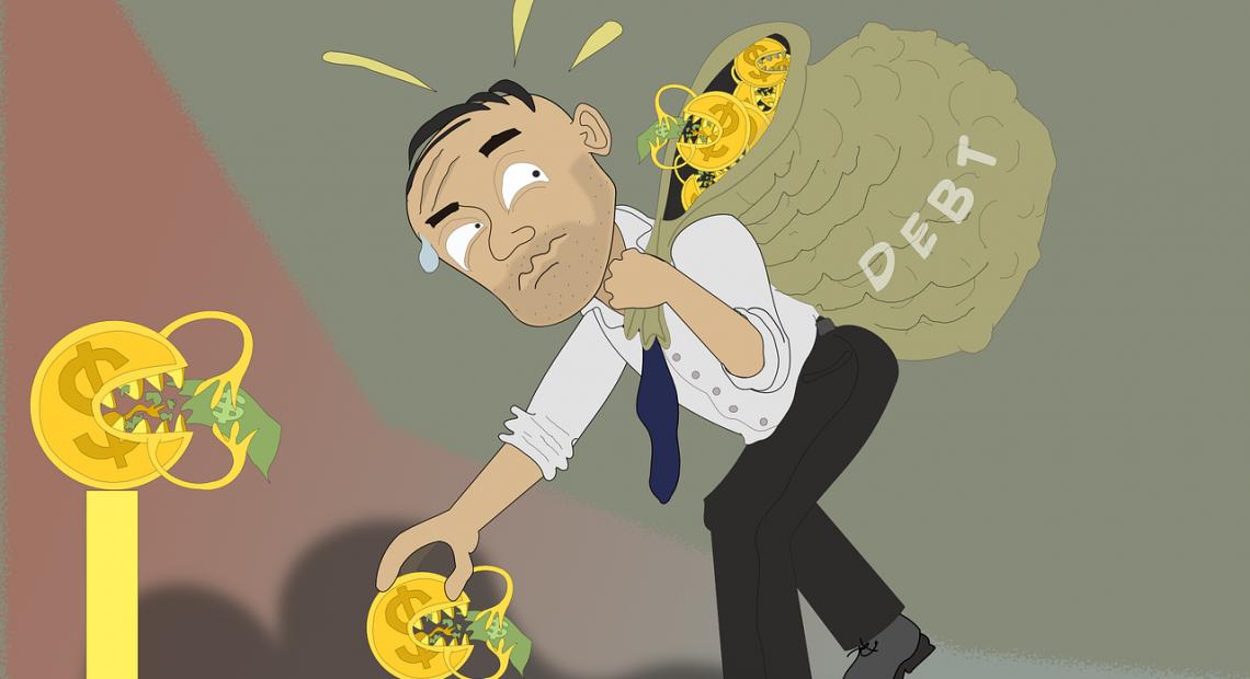 Pensione anticipata Ape Volontario e debiti
