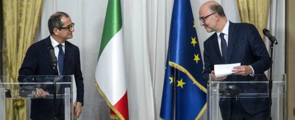 Riforma pensioni e reddito di cittadinanza sotto accusa, l'UE boccia l'Italia