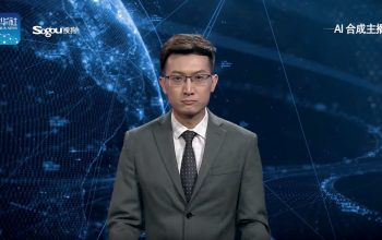 I conduttori tv diventano dei robot, cosa sta succedendo in Cina?