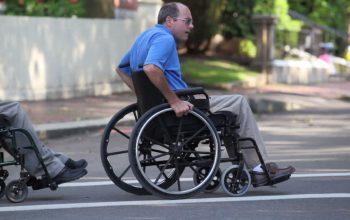 paziente paraplegico