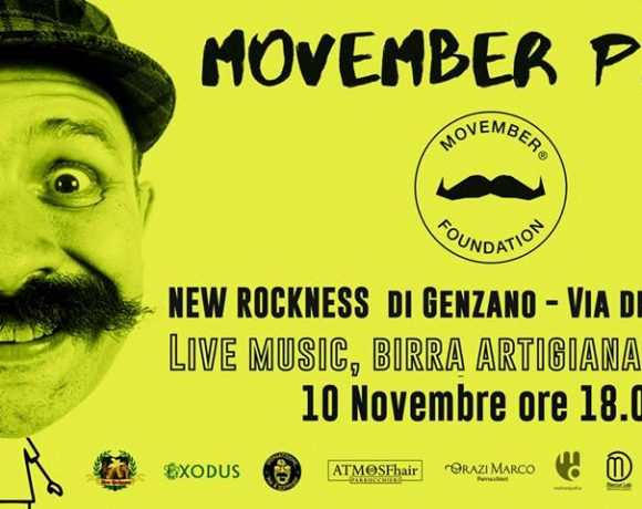 Movember Party