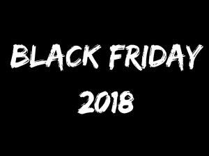 Black Friday, sconti da capogiro