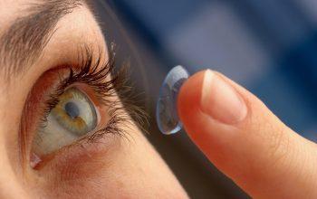 infezione da lenti a contatto