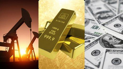 Super dollaro, oro e petrolio: cosa succede sui mercati?