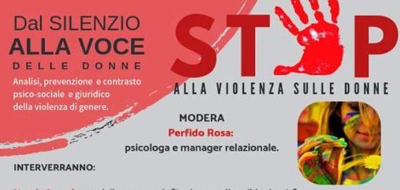 stop alla violenza delle donne