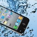 telefono in acqua