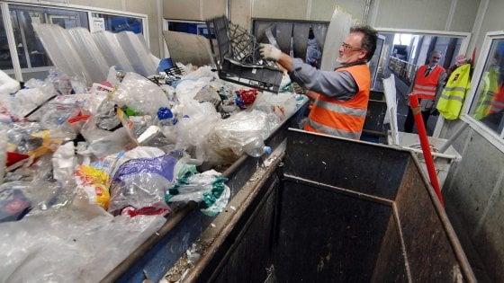 plastica ed inquinamento