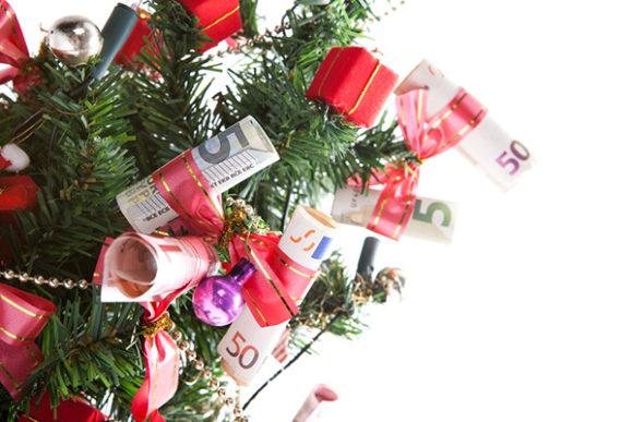 Un regalo originale per Natale: un titolo azionario con dividendo