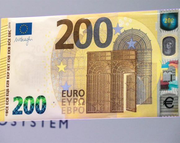 banconota da 200 euro