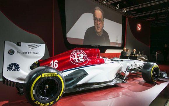 Alfa Romeo allo stesso livello di Ferrari in Formula 1: ecco il piano di Sergio Marchionne