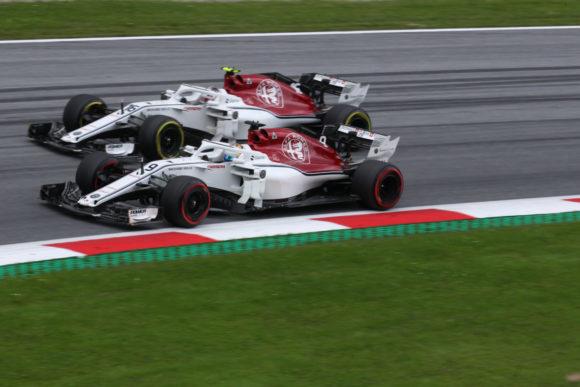 Fiat Chrysler non è soddisfatta di Alfa Romeo in F1