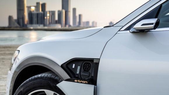 Audi sta per svelare un piccolo SUV elettrico per competere con Tesla Model Y