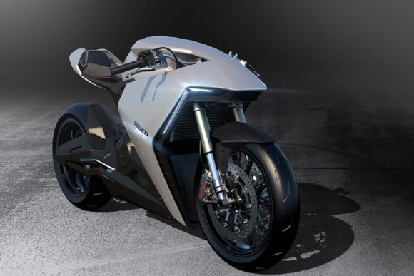 Ducati conferma i piani per la prima moto elettrica