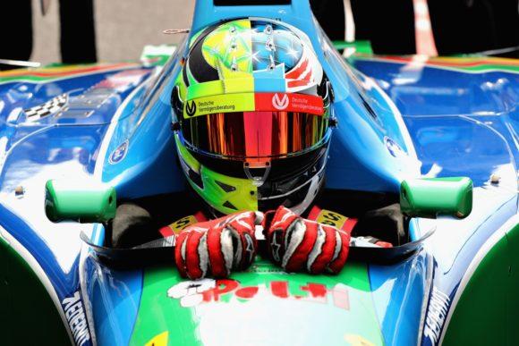 Mick Schumacher un 'buon candidato' per un futuro posto in Ferrari secondo Binotto