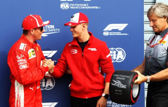 Mick Schumacher guiderà in Alfa Romeo Racing nella stagione 2020?