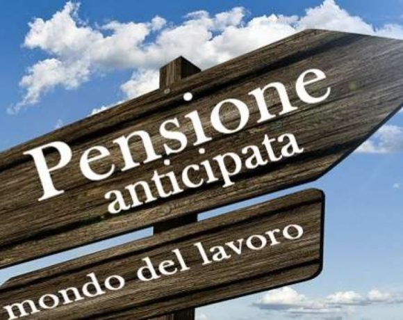 pensione anticipata quota 100