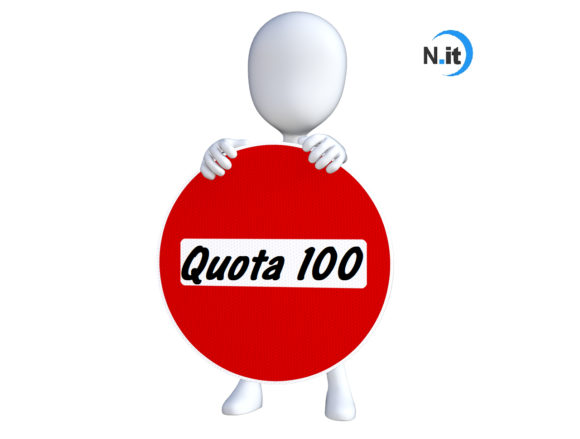 Pensione Quota 100: per chi compie gli anni da gennaio a marzo 2022, è fuori?