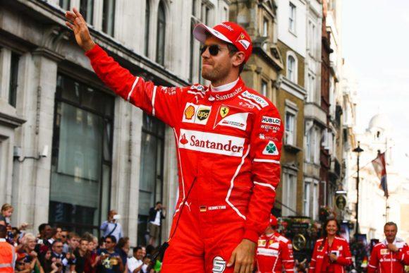 Sebastian Vettel parla degli obiettivi di Ferrari per il 2019