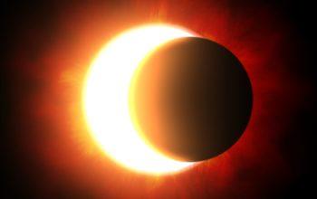 Eclissi totale di Luna 21 gennaio