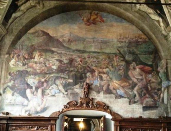 La chiesa dei Santi Severino e Sossio a Napoli, il dolore incolmabile…