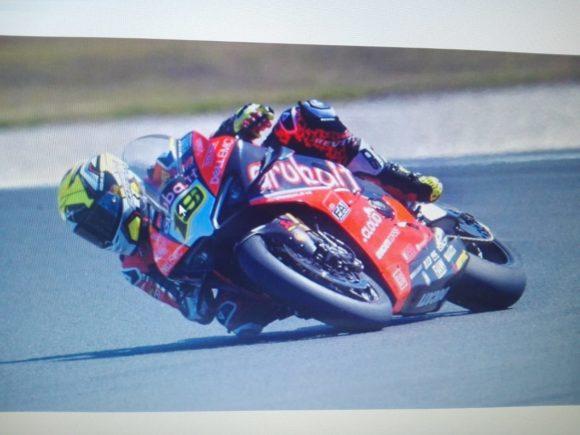 Superbike: dominio della Ducati con Bautista