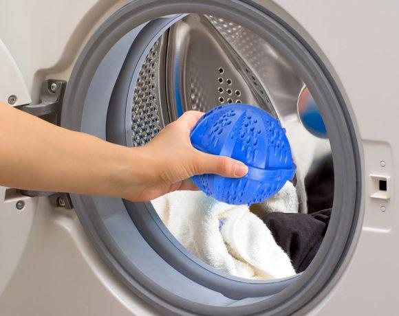 pallina lavatrice