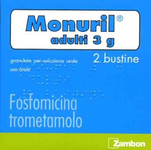 Farmaco antibiotico Monuril ritirato dal mercato, ecco marca e lotto