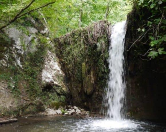 Cascate della Valle delle Ferriere