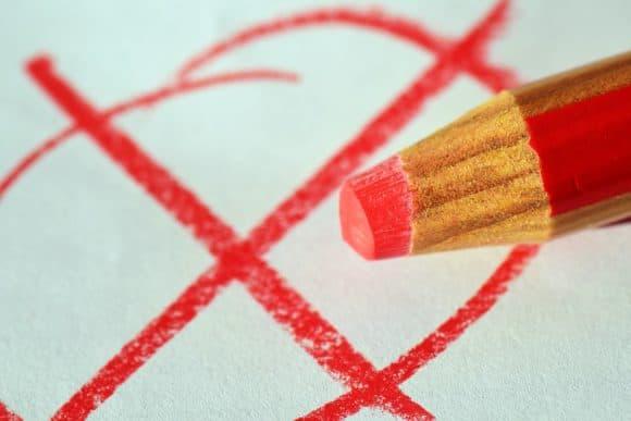 Elezioni europee 2019: perché si usano delle matite e non le penne?
