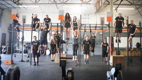 CrossFit: impariamo cos'è e quanto ci fa dimagrire