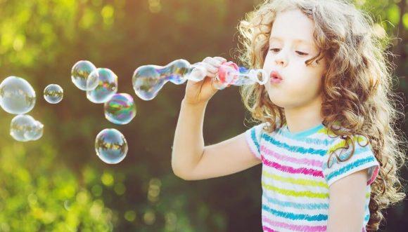 Rischio microbiologico: bolle di sapone ritirate