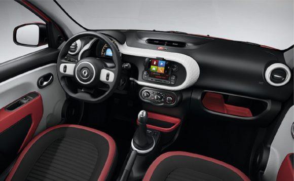 Nuova Renault Twingo: più connettività a bordo