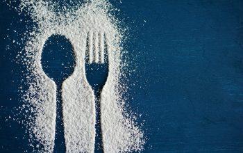 sale farina zucchero latte