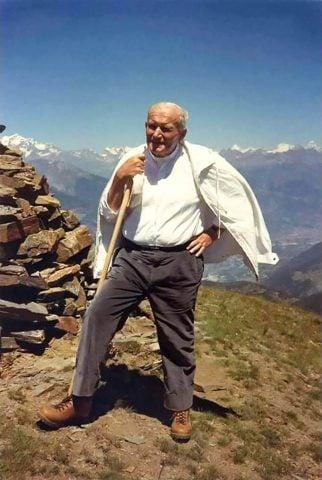 La croce astile più alta del mondo a Cortina: voluta da Giovanni Paolo II