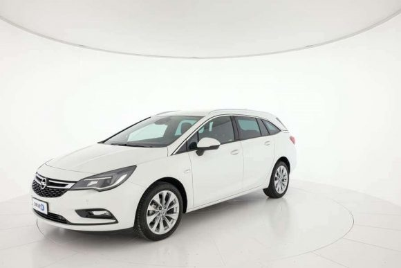 Opel Astra Sports Tourer restyling 2019