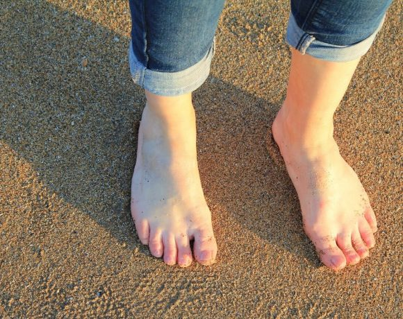 gambe caviglie e piedi gonfi