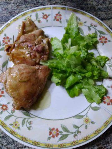 Pollo al forno ricetta semplice e gustosa